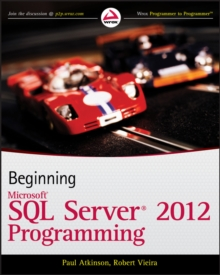 Beginning Microsoft SQL Server 2012 Programming, Paperback / softback Book