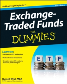 Exchange-Traded Funds For Dummies, Paperback / softback Book