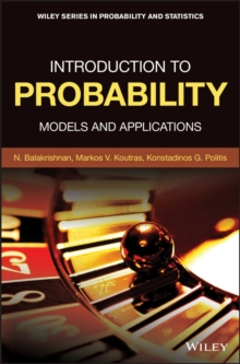 Introduction to Probability : Models and Applications, Hardback Book