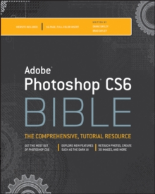 Photoshop Cs6 Bible, Paperback Book