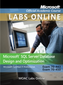 Exam 70-443 & 70-450 : MOAC Labs Online, Undefined Book