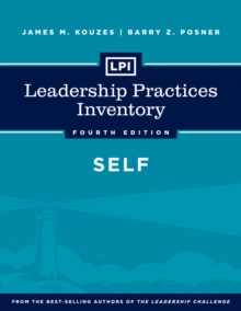 Leadership Practices Inventory 4th Edition : Self, Paperback Book