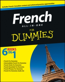French All-In-One for Dummies with CD, Paperback Book