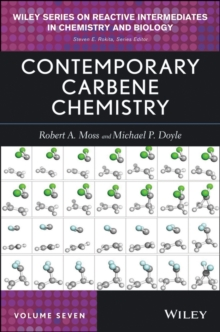 Contemporary Carbene Chemistry, Hardback Book