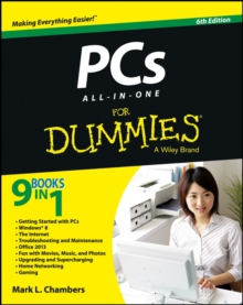 PCs All-in-One For Dummies, Paperback Book