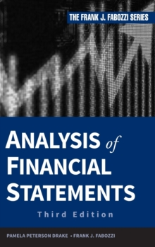 Analysis of Financial Statements, Hardback Book