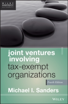 Joint Ventures Involving Tax-Exempt Organizations, Hardback Book