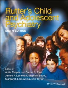 Rutter's Child and Adolescent Psychiatry, Paperback Book