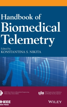 Handbook of Biomedical Telemetry, Hardback Book