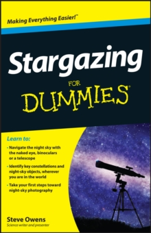 Stargazing For Dummies, Paperback Book