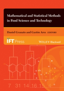 Mathematical and Statistical Methods in Food Science and Technology, Hardback Book