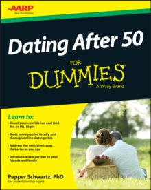 Dating After 50 For Dummies, Paperback / softback Book