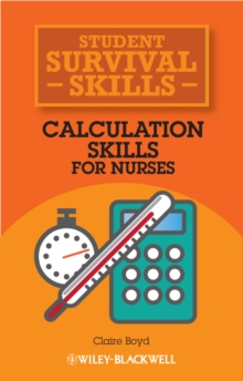 Calculation Skills for Nurses, Paperback / softback Book