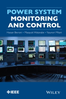 Power System Monitoring and Control, Hardback Book