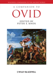 A Companion to Ovid, Paperback / softback Book