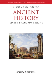 A Companion to Ancient History, Paperback / softback Book