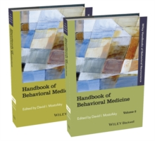 The Handbook of Behavioral Medicine, Hardback Book