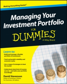 Managing Your Investment Portfolio For Dummies, Paperback Book