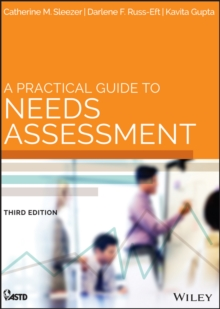 A Practical Guide to Needs Assessment, Hardback Book