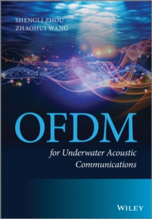 OFDM for Underwater Acoustic Communications, Hardback Book
