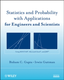 Statistics and Probability with Applications for Engineers and Scientists, Hardback Book