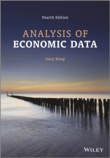 Analysis of Economic Data, Paperback Book