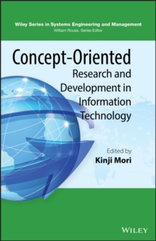 Concept-Oriented Research and Development in Information Technology, Hardback Book