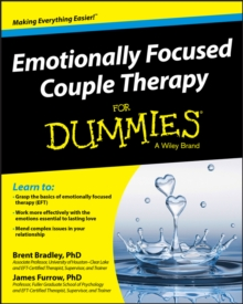 Emotionally Focused Couple Therapy for Dummies, Paperback Book