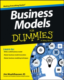 Business Models for Dummies, Paperback Book