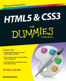Html5 and Css3 for Dummies, Paperback / softback Book