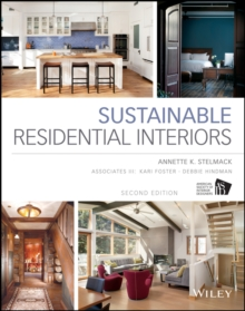 Sustainable Residential Interiors, Hardback Book