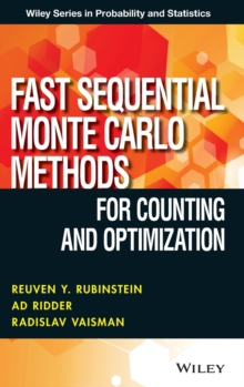 Fast Sequential Monte Carlo Methods for Counting and Optimization, Hardback Book
