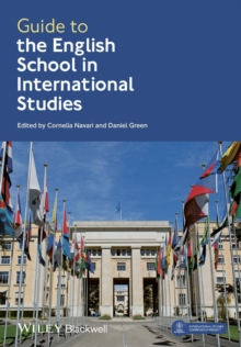 Guide to the English School in International Studies, Hardback Book
