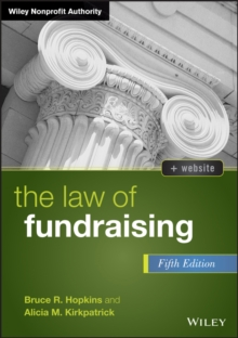 The Law of Fundraising, Hardback Book