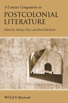 A Concise Companion to Postcolonial Literature, Paperback / softback Book