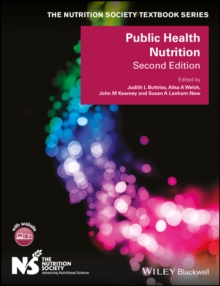 Public Health Nutrition, Paperback Book
