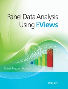Panel Data Analysis Using eViews, Hardback Book