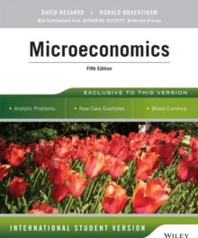Microeconomics, Paperback / softback Book