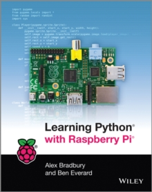 Learning Python with Raspberry Pi, Paperback Book
