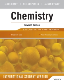 Chemistry : The Molecular Nature of Matter, Paperback / softback Book