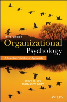 Organizational Psychology : A Scientist-Practitioner Approach, Hardback Book