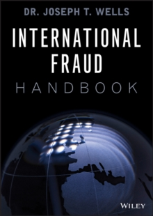 International Fraud Handbook, Hardback Book