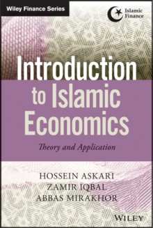 Introduction to Islamic Economics : Theory and Application, Hardback Book