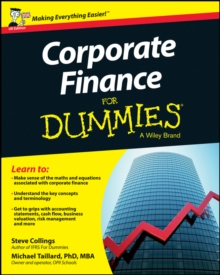 Corporate Finance For Dummies - UK, Paperback Book