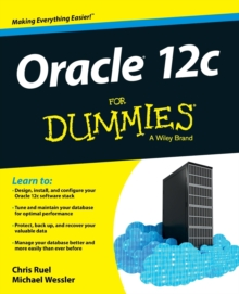 Oracle 12c For Dummies, Paperback / softback Book