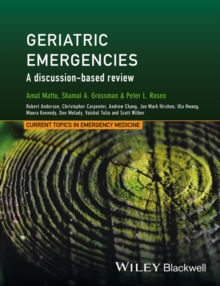 Geriatric Emergencies : A Discussion-based Review, PDF eBook