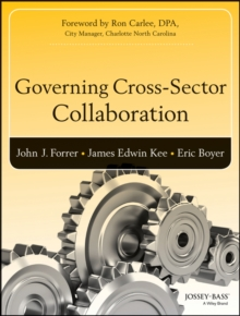 Governing Cross-Sector Collaboration, Paperback / softback Book