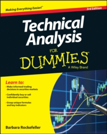 Technical Analysis For Dummies, Paperback Book