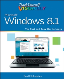Teach Yourself VISUALLY Windows 8.1, Paperback / softback Book