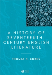 A History of Seventeenth-Century English Literature, EPUB eBook
